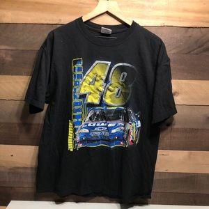 NASCAR Jimmie Johnson Tee Men's size 2XL